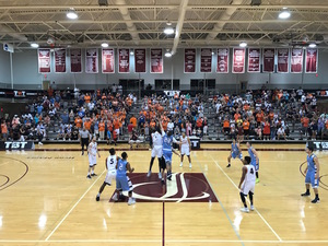 Boeheim's Army will play Gaelnation Sunday afternoon after a dominating 99-66 win over DuBois Dream.